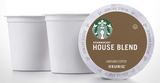 STARBUCKS House Blend Medium Blend  (24) K-Cups