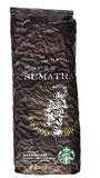 Starbucks Decaf Sumatra Whole Bean Coffee 1LB