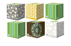 Puffs Plus Lotion Facial Tissues, Cube boxes (6)