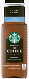 Starbucks Iced Coffee Medium Roast Light 11oz