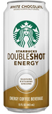 Starbucks Doubleshot Energy Coffee White Chocolate 15 Fl oz