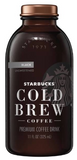 Starbucks Cold Brew Coffee Black Unsweetened 11 oz
