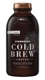 Starbucks Cold Brew Coffee Black Sweetened 11 oz