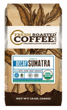 Fresh Roasted Coffee  -Organic Sumatra Swiss Water DECAF Coffee - Fair Trade