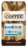 Fresh Roasted Coffee Organic Mexican Swiss Water Decaf Coffee  (1)Bag  2 LBS