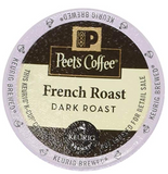 Peet's Coffee French Roast Single Cup Coffee for Keurig K-Cup  (40)