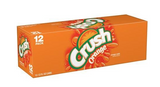 CRUSH ORANGE 12/ 12oz case