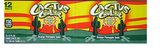 CACTUS COOLER  2- 12/12oz case ( 24 PACK)