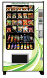 Vending Machines: AMS Healthy Combo