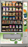 Vending Machines: Crane Healthy fitpick Snack