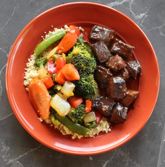 Teryaki Steak Bowl