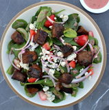 Black& Blue Steak Salad Bowl