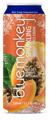 Blue Monkey Sparkling Papaya Juice 12/11.2oz