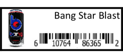 Bang Star Blast 12/16oz