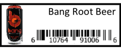 Bang Root Beer 12/16oz