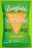 Beanfields  JALAPEÑO LIME BEAN CHIPS 24 Case/1.5 oz
