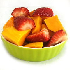 Fruit Salad Cup Strawberry & Mango Chunks