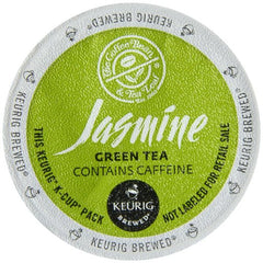 The Coffee Bean & Tea Leaf JASMINE TEA  k-cup