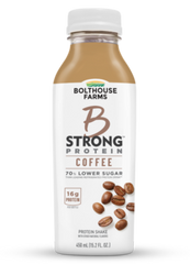 Bolthouse B STRONG COFFEE   (450 ML) 15.2 OZ  6/case