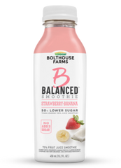 Bolthouse B BALANCED STRAWBERRY BANANA   (450 ML) 15.2 OZ  6/case