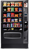 Snack Machine WS 5000 5-Wide ambient