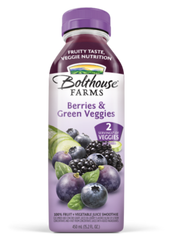Bolthouse BERRIES + GREEN VEGGIES  ( 450 ML) 15.2 OZ  6/case
