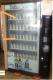 Better Choices Beverage  Vending Machine
