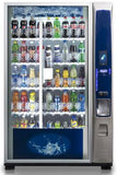 Vending Machines: Crane MS DN5800 Bev Max 4 MEDIA Beverage
