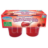 Cool Cups Black Cherry  - 6/4/4 oz  (Vegan)