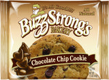 Buzz Strong's  Chocolate Chip Whole Grain RS School  USDA approved 60/1.5 oz