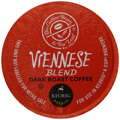 The Coffee Bean & Tea Leaf k-cup coffee Viennese Blend