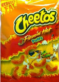 CHEETOS® REDUCED FAT  flaming hot PUFFS whole grain 72/0.7 oz