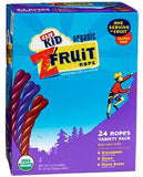 Clif Kid Organic Z Fruit Rope, Variety 24/0.70 oz