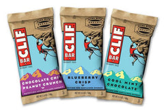 Clif Energy Bar Blueberry Crisp 12/2.4 oz (68g)