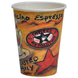 Dopaco® Coffee Revolution Hot Cup - 12 oz. Tall ITEM # DOP-17186