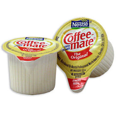 Nestle Coffee-mate Liquid Creamer Singles, Original (180)