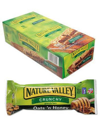 Nature Valley Crunchy Oats 'N Honey Granola Bars 18ct / 1.5 oz