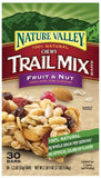 Nature Valley Trail Mix Crewy Fruit  & Nut  Bars 30ct / 1.2oz