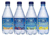 Crystal Geyser Sparkling Mineral Water Variety Pack PET  28 / 18 oz