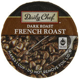 Daily Chef dark roast coffee fair trade K-Cup (40)
