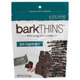 Bark THINS  Dark Chocolate Mint - 12/4.7oz