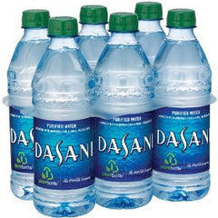 Dasani Water  20 oz PET Food Service