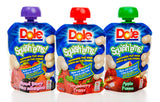 Dole Fruit Squish'ems (All Flavors) 36/3.2 oz