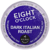 EIGHT O'Clock Coffee Dark Italian Roast Coffee K-Cup - 18 ct
