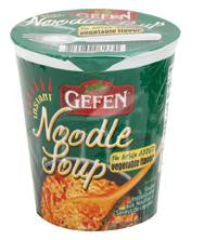 Gefen Vegetable Noodle Soup, No MSG