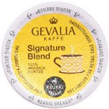 Gevalia Coffee Signature Blend K-Cups, Mild, 84 Ct