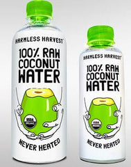 Harmless Harvest 100% Organic coconut Water - 12/8.75 oz