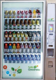 Hello Goodness Beverage Vending Machine