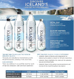 Icelandic Glacial Sparkling Water (Glass Bottle) - 24/11.1oz