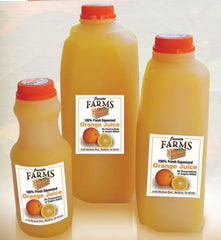 Jacinto Farms  Fresh Squeezed Orange Juice PET 1 / 32oz